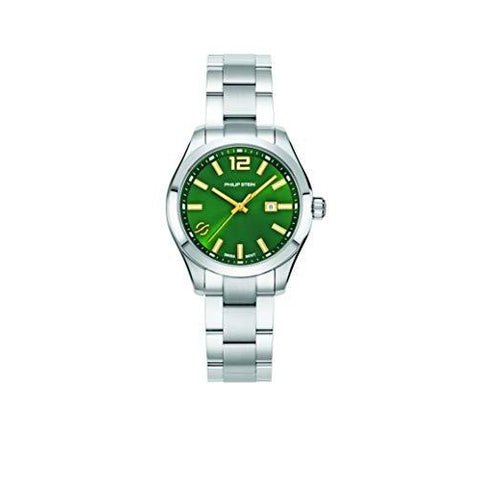 Philip Stein Dress Watch (Model: 91-CGRNG-SS)