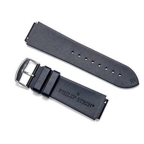 Philip Stein 3-RB 22 Signature Chronograph 22 mm Band Watch Strap