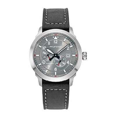 Philip Stein Men's Skyfinder Automatic Watch - Model 700A-PLTA-CSBK