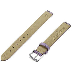 Philip Stein 4-IPR 12mm Leather Calfskin Purple Watch Strap