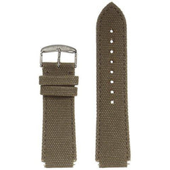 Philip Stein 3-TCO 22mm Leather Calfskin Green Watch Strap