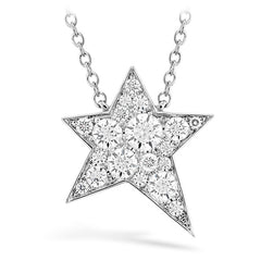 0.54 ctw. Illa Cosmic Diamond Necklace in 18K White Gold