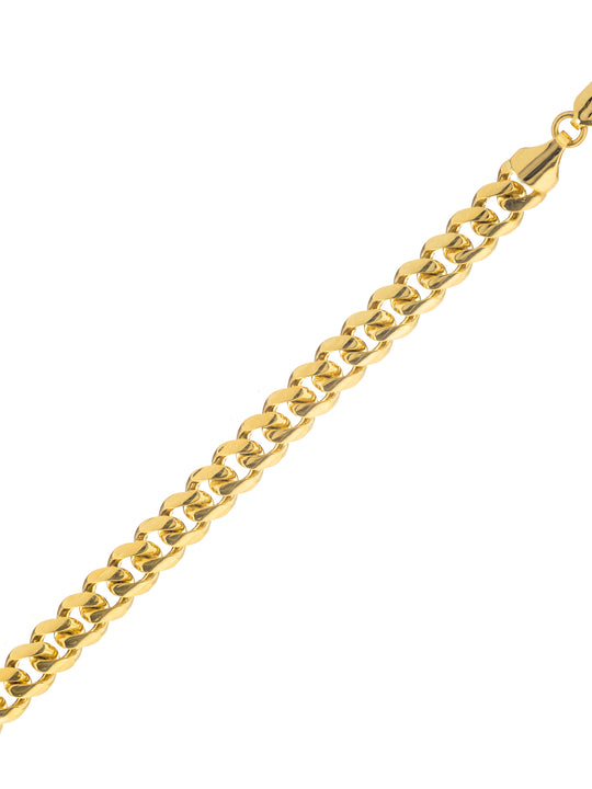 14k Miami Cuban Gold Chain