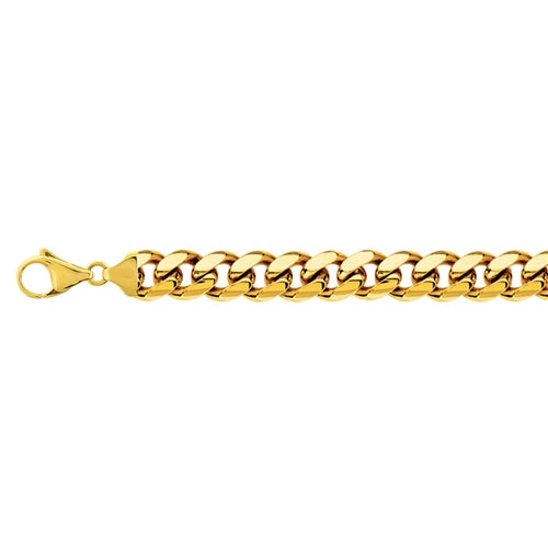 11mm Miami Cuban Gold Chain
