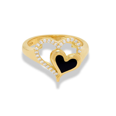 Hearts Embrace Ring