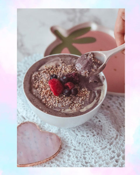Micronutrient Dense Smoothie Bowl