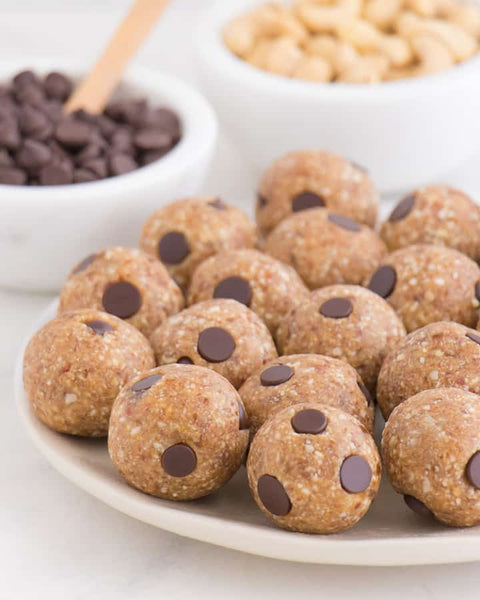 Happy Fats Cookie Dough Balls