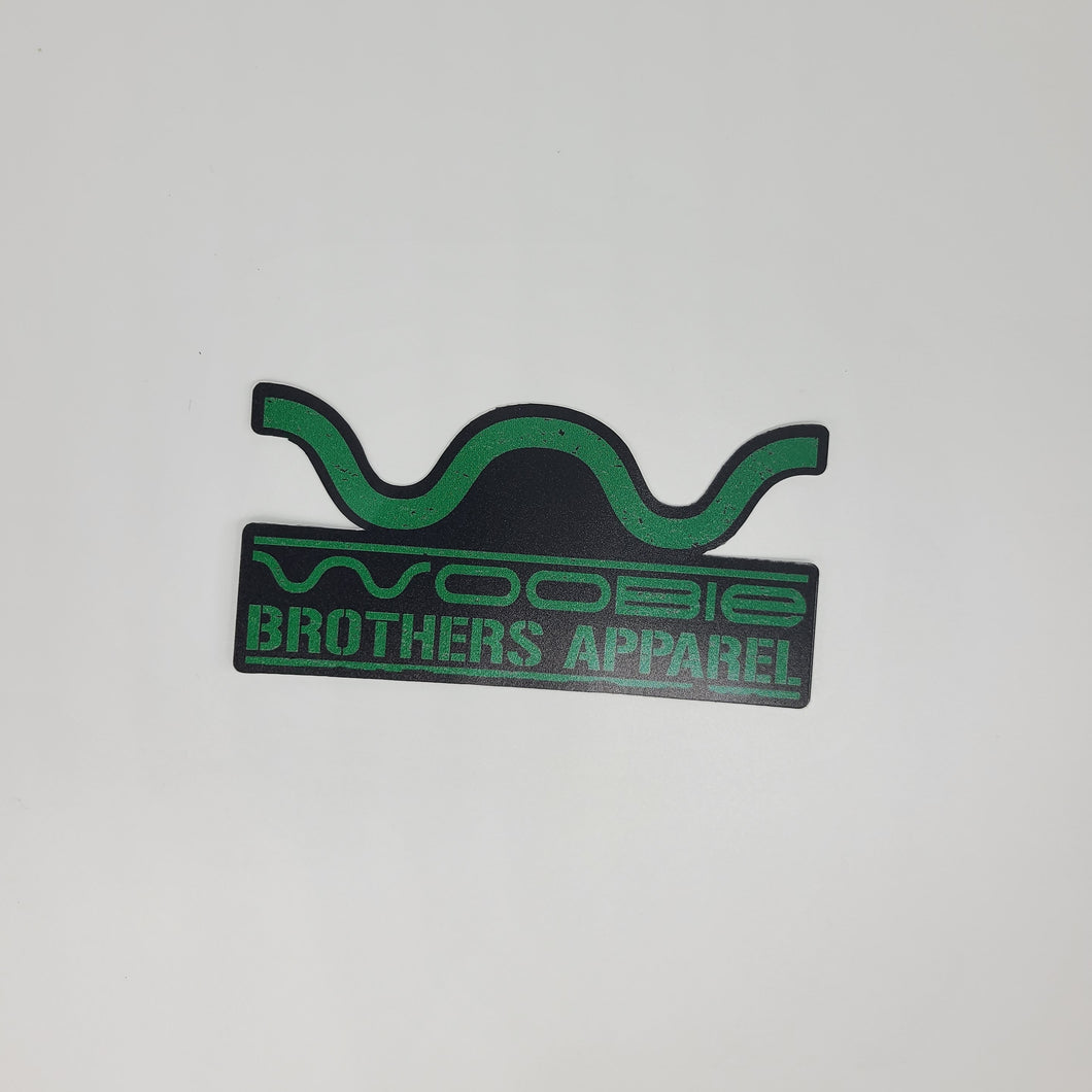 OG Woobie Logo sticker