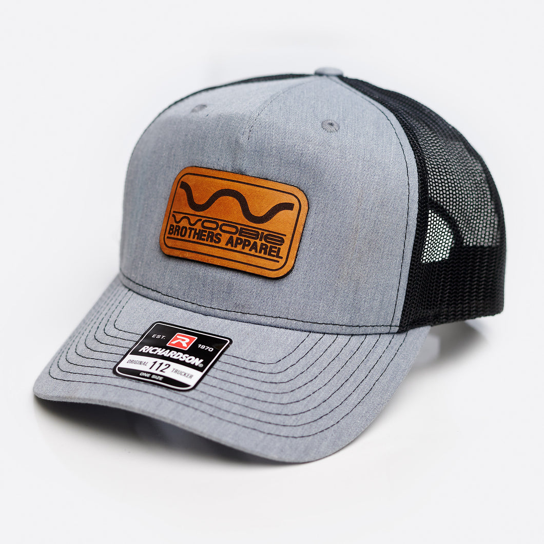 Woobie Brothers Patch Hats