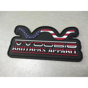 Woobie America Patches