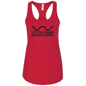 Ladies RED Tank Top