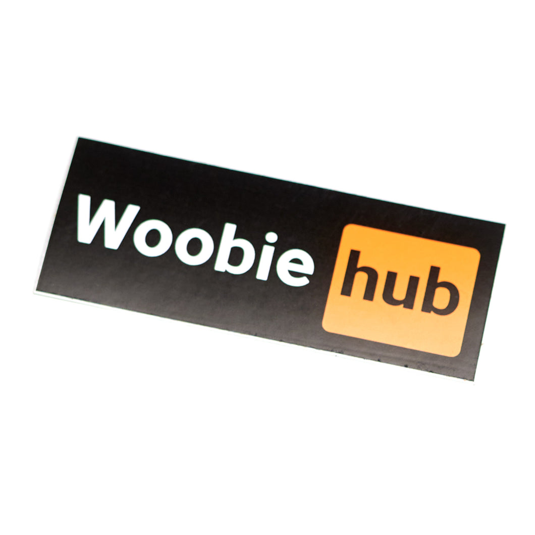 Woobiehub stickers