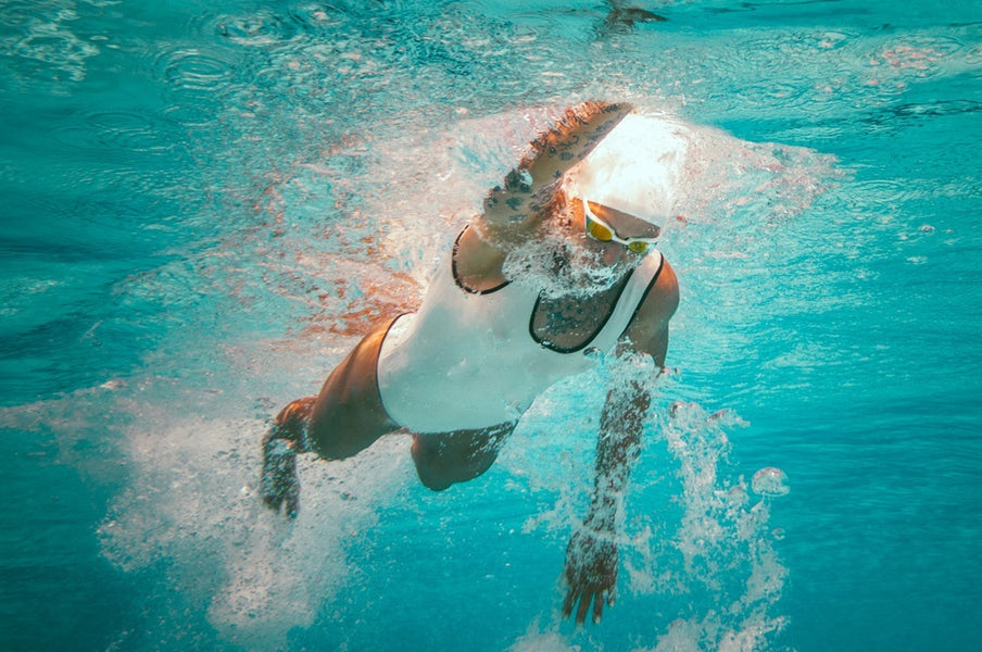 How Swimmers Can Overcome Iron Deficiencies