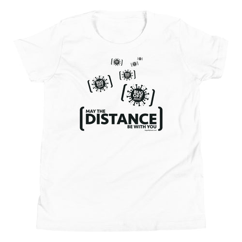 Youth Premium Tee - BOP Style 2F-Black - Force - Black & White - SE - Bug Off Please!