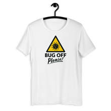 Load image into Gallery viewer, Mens Premium Tee - BOP Style 1A - Bug Off Please!