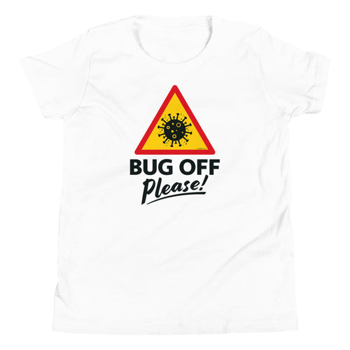 Youth Premium Tee - BOP Style 1D - Bug Off Please!