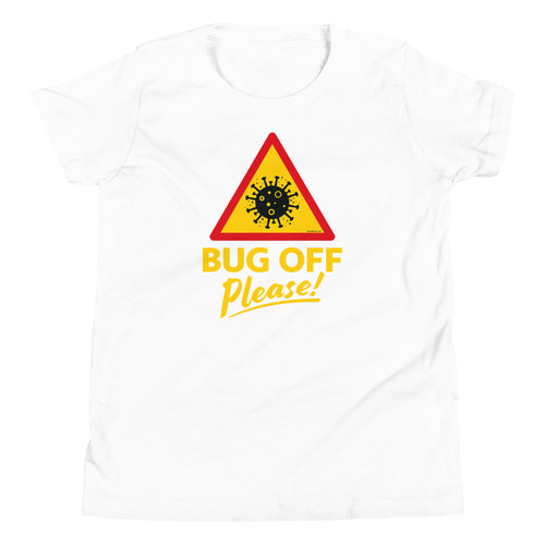 Youth Premium Tee - BOP Style 1B - Bug Off Please!