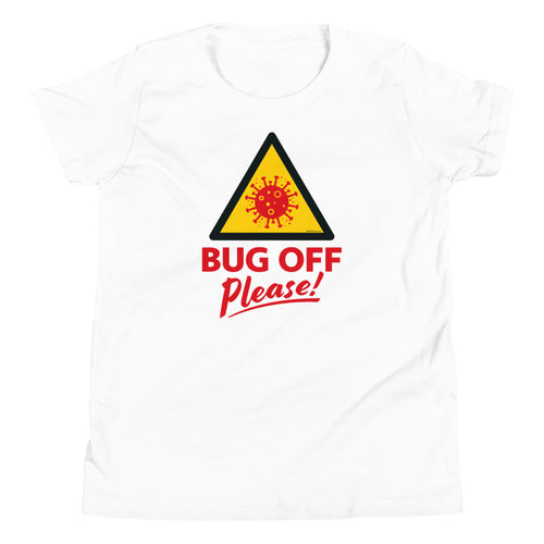 Youth Premium Tee - BOP Style 1E - Bug Off Please!