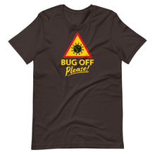 Load image into Gallery viewer, Unisex Premium Tee - BOP Style 1B - Bug Off Please!