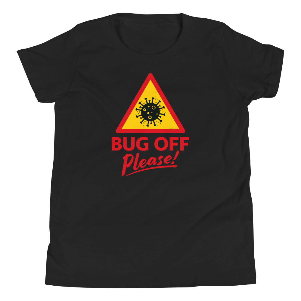 Youth Premium Tee - BOP Style 1C - Bug Off Please!
