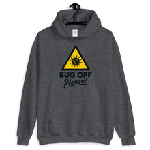 Load image into Gallery viewer, Unisex Heavy Blend Hoodie - BOP Style 1A - Bug Off Please!