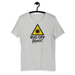 Mens Premium Tee - BOP Style 1A - Bug Off Please!