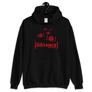 Unisex Heavy Blend Hoodie - BOP Style 2F-Red - Force - It's a Trap - LE - Bug Off Please!