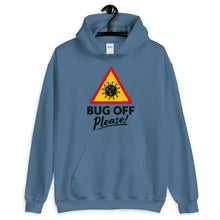 Load image into Gallery viewer, Unisex Heavy Blend Hoodie - BOP Style 1D - Bug Off Please!
