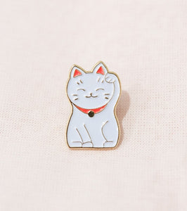 Pins Maneki Neko - Lucky Cat