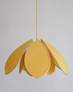 Charger l'image dans la galerie, Suspension Fleur double - Honey