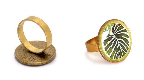 peseta reuse coin ring debloom upcycle circular economy