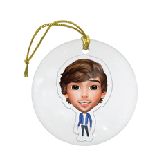 Holiday Ornament (Set of 2)
