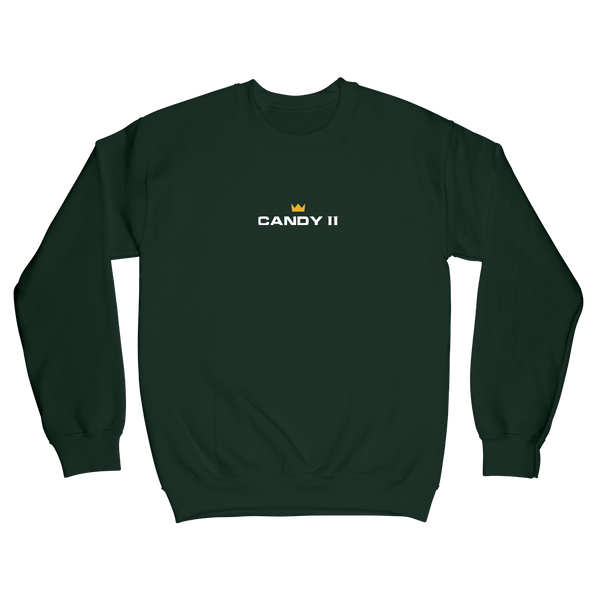 Candy Crewneck - Forest