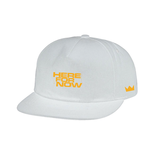 HFN White Hat (gold thread)