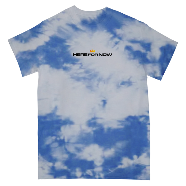 HFN Tie Dye Tee + Digital Album