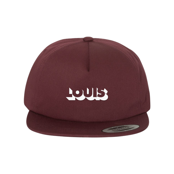 Colors Hat - Maroon