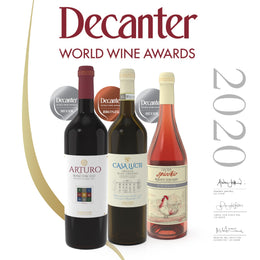 Results Decanter World Wine Awards 2020