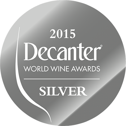 decanter silver Senarum 1776 casa lucii 2015 2012