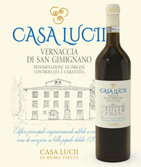 casa lucii-vernaccia di san gimignano-wine and music