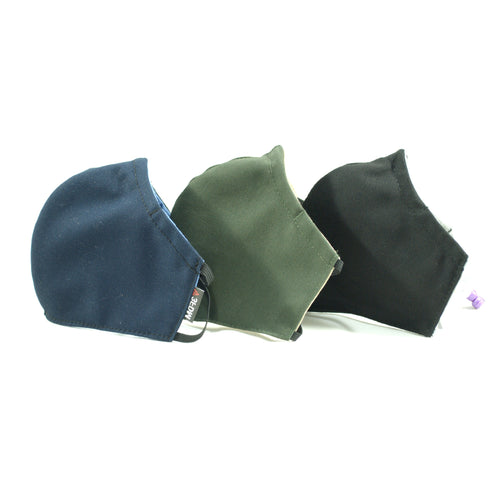 Reusable Face Mask in all colors