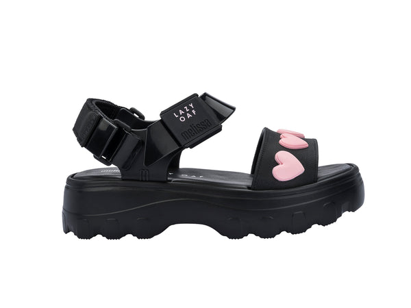 MELISSA KICK OFF SANDAL + LAZY OAF