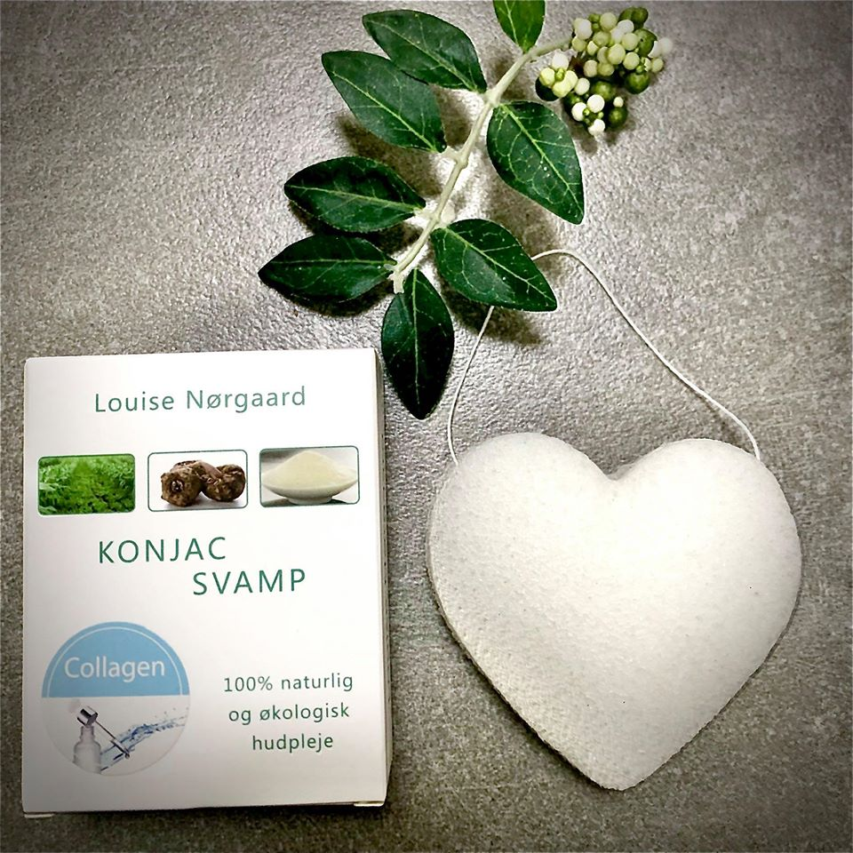 Collagen Konajc svamp LIMITED EDITION