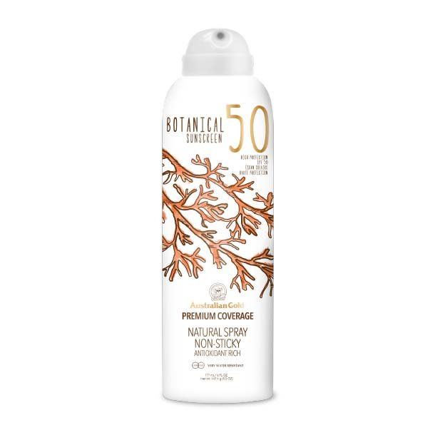 Botanical Spf 50 Spray