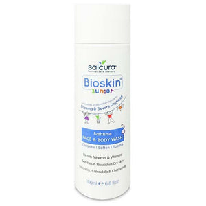 Bioskin Face & Body Wash 200 ml.
