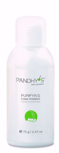 Purifying Foam Powder, normal/sensitiv, 100 ml.