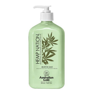 Hemp nation Lotion - Agave & Lime