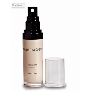 Mineralogie, Glutenfri setting spray til at fiksere makeup, 30 ml.