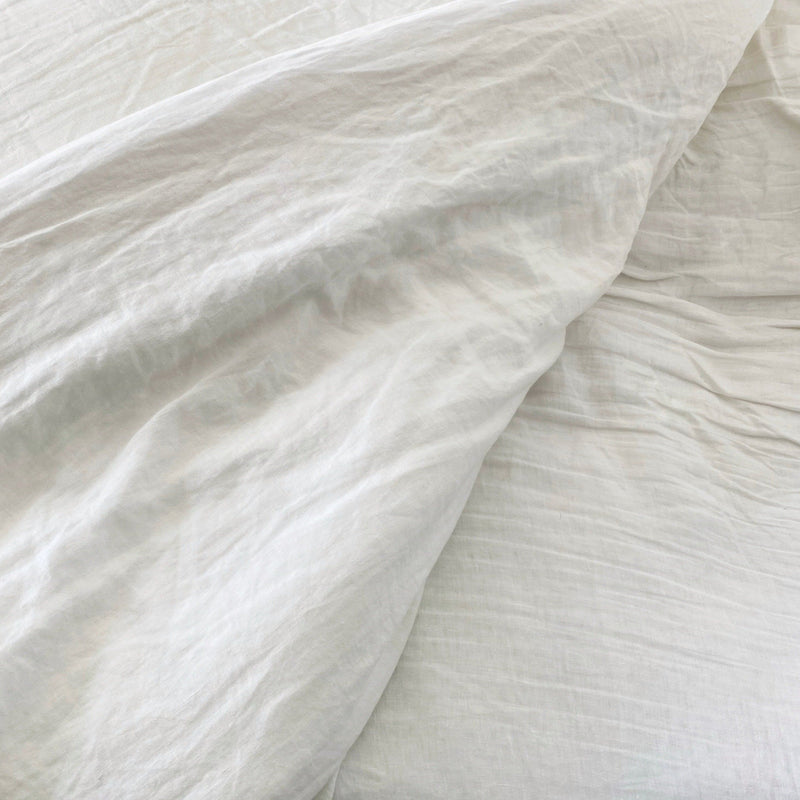 100% French Flax Linen Sheet Set