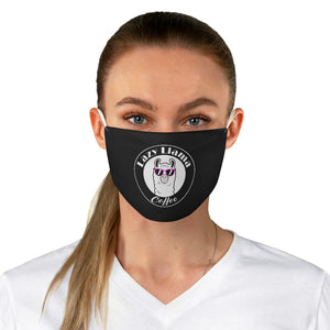 "Fabric Face Mask ""Spit Happens"""