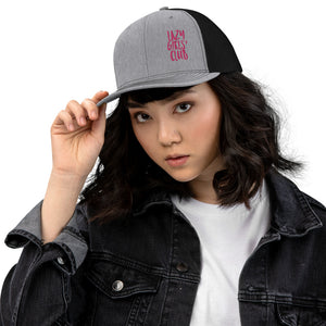 "Trucker Cap ""Lazy Girls Club"""